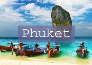 Phuket Title Page