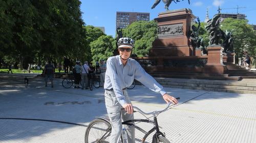 Plaza San Martin, Buenos Aires, Tim