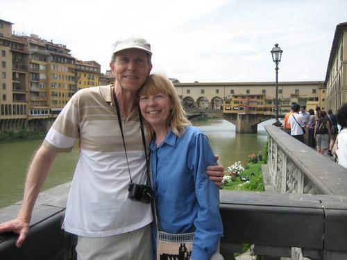 Ponte Vecchio, Florence, Tim