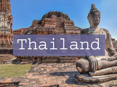 Thailand Title Page