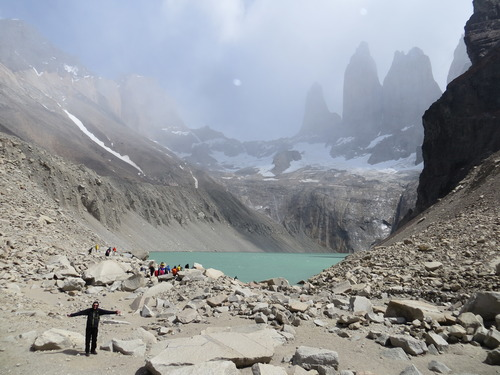 Torres del Paine Chile, Tim