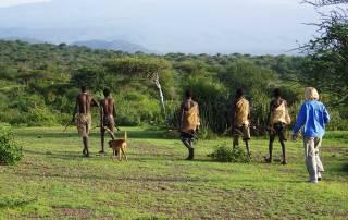 Viki, Hadzabe Hunters, Lake Eyasi, Tanzania
