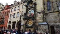 Astronomical Clock, Touring Prague