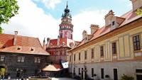 Cesky Krumlov Castle Grounds, Touring Prague