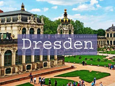 Touring Dresden