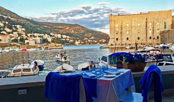 Gradska Kavana Arsenal Restaurant, Dubrovnik Old Port