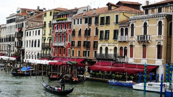 Grand Canal Gondola, Venice
