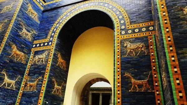Ishtar Gate, Pergamon Museum, Touring Berlin