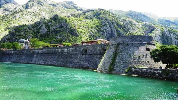 Kotor City Walls, Montenegro