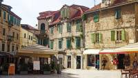 Old Town, Split, Croatia