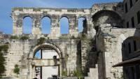 Roman Ruins, Diocletian's Palace, Split, Croatia