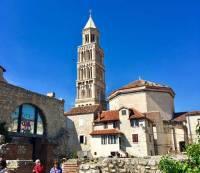 Saint Domnius Cathedral, Diocletians Palace, Split, Croatia