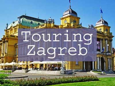 Touring Zagreb
