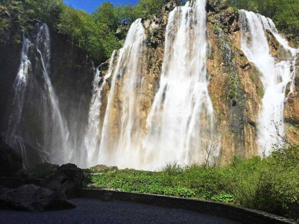 Veliki Waterfall, Plitvice Lakes