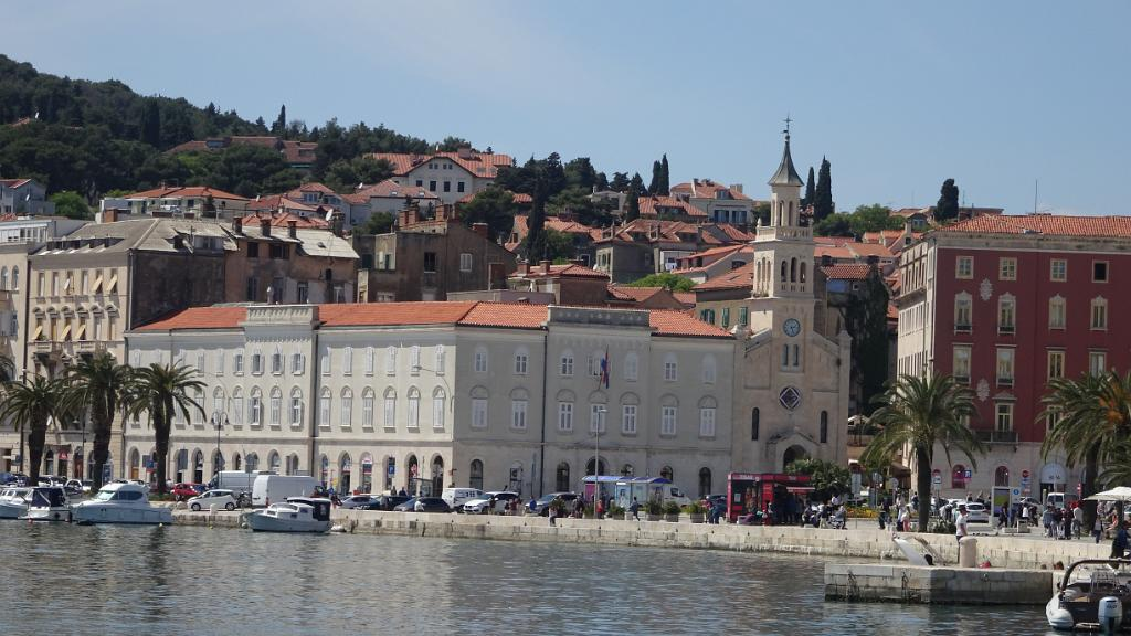 Waterfront, Split, Croatia