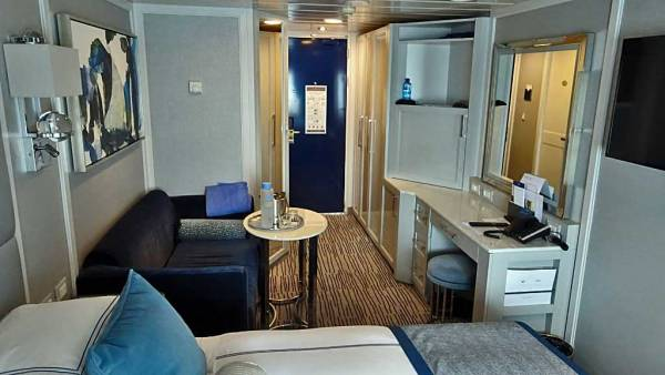 Stateroom 4056, Oceania Regatta Review
