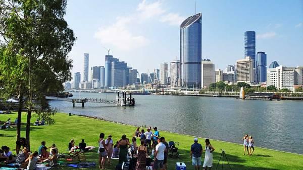 Brisbane City Centre, Brisbane Shore Excursion