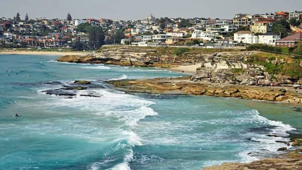 Bronte Beach, Sydney Visit