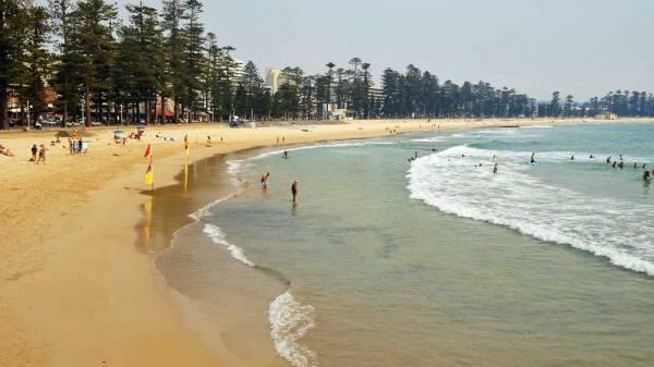 Manly Beach, Sydney Visit