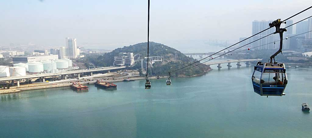 Ngong Ping 360 Cable Car, Hong Kong