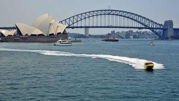 Sydney Opera House, Harbour Bridge, Sydney Visit