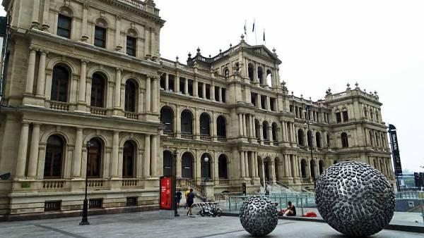 Treasury Casino and Hotel, Brisbane Shore Excursion