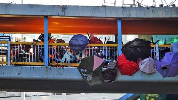 Umbrellas, Polytechnic University