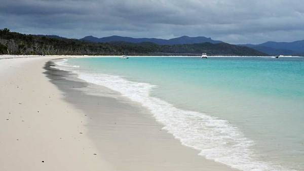 White Sand Beach, Whitehaven Beach, Great Barrier Reef Shore Excursions