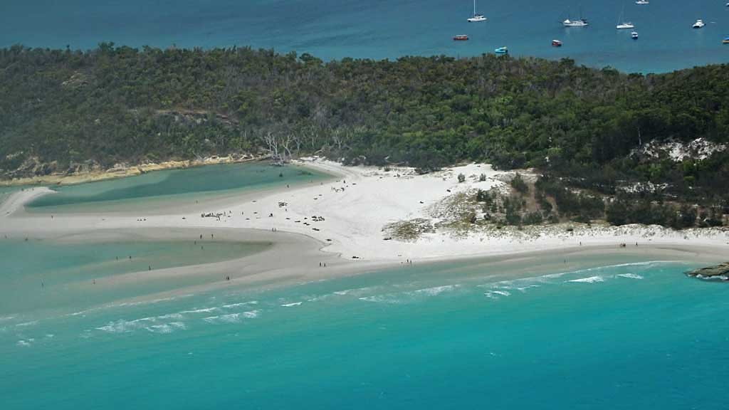 Whitehaven Beach, Great Barrier Reef Shore Excursions