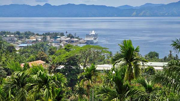 Alotau Viewpoint, Papua New Guinea Shore Excursions