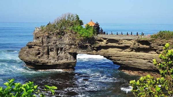 Batu Bolong Temple, Bali Shore Excursion