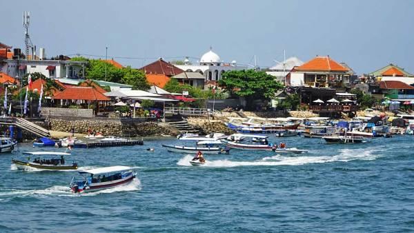 Benoa Harbor Entrance, Bali