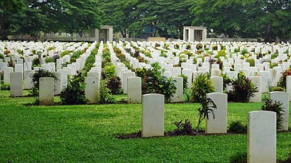 Bomana War Cemetery, Port Moresby