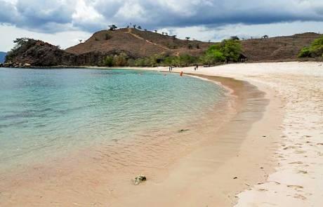 Pink Beach, Komodo Island Shore Excursion