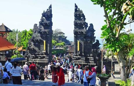 Tanah Lot Entrance, Bali
