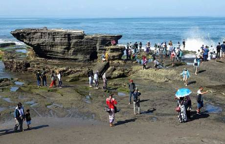 Tanah Lot Oceanfront, Bali