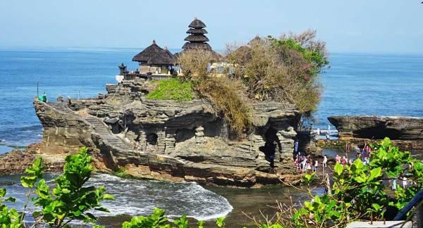 Tanah Lot Temple, Bali Shore Excursion