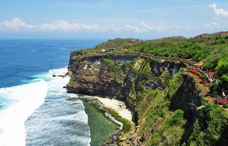 Uluwatu Cliff Side Walk, Bali