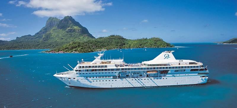 Paul Gauguin Cruise Bora Bora