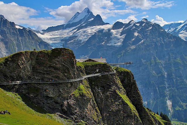 First Skywalk, Grindelwald