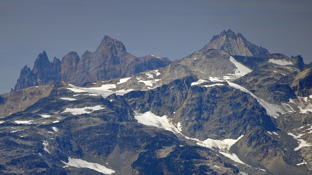 Coastal Mountains, Whistler